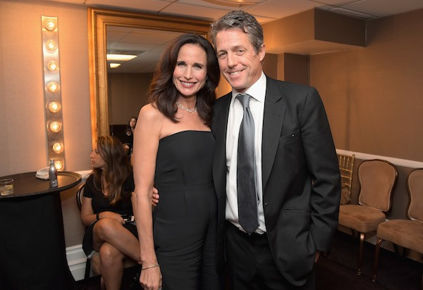 Hugh Grant e Andie MacDowell  (Foto: Getty Images)