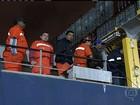Estivadores invadem navio no Porto de Santos contra serviço via CLT
