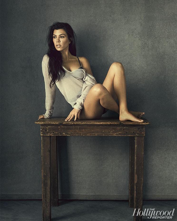 Kourtney Kardashian (Foto: Divulgação)