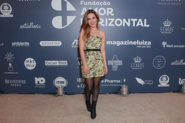 Wanessa Camargo (Foto: Raphael Castello / AgNews)