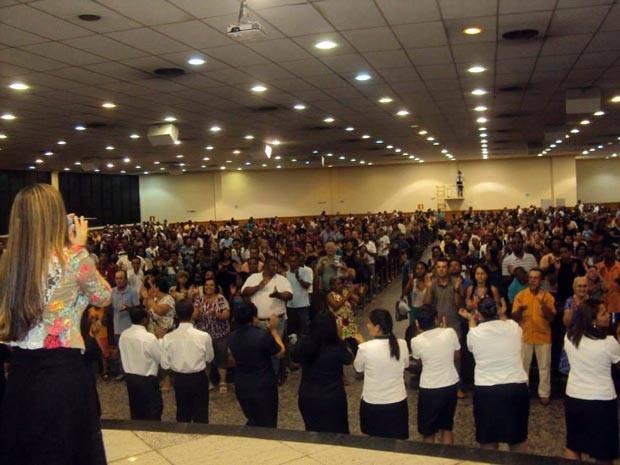 show daniele magalhães divinópolis som livre (Foto: Carlos Eduardo Magalhães/Divulgação)