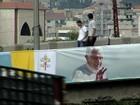 Papa Bento XVI chega ao Líbano para uma visita em momento de tensão