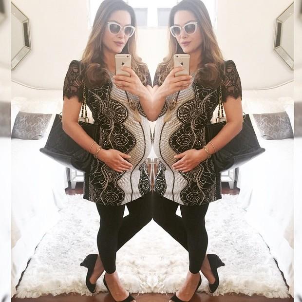 Fernanda Machado (Foto: Instagram / Reprodução)