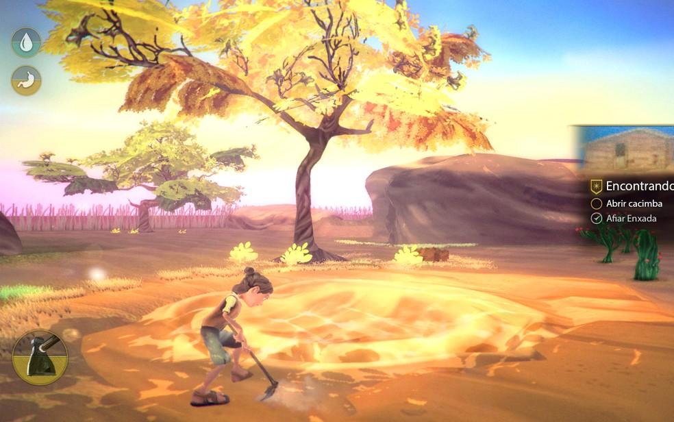 Game 'Árida' (Foto: Divulgação/Gamepólitan)