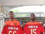 Luiz Antônio e Christianno brigam com peças consolidadas em início no Sport