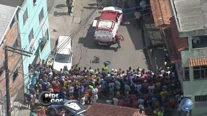 Acidente entre caminhonete e moto deixa dois mortos no Subúrbio Ferroviário de Salvador