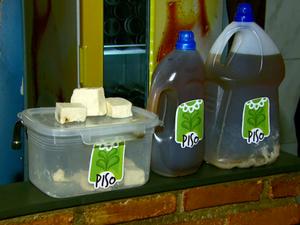 Com ações de sustentabilidade, empresas ganham o selo Eu piso verde em Alfenas (MG) (Foto: Reprodução EPTV)