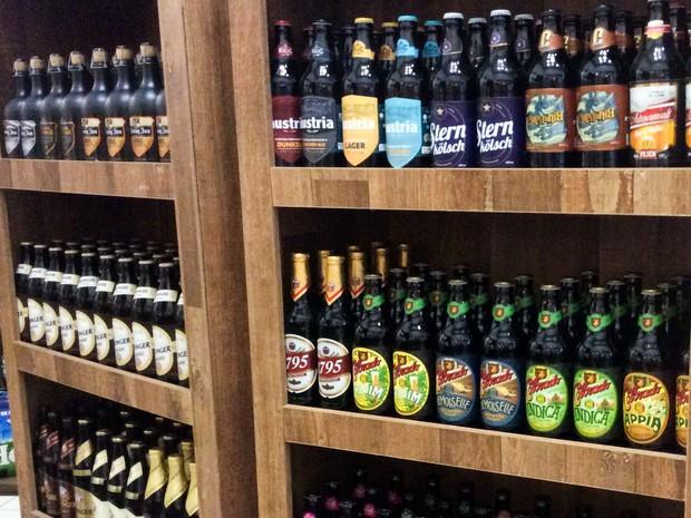 Cervejas vendidas no festival serão vendidas com preços que variam entre R$ 10 e R$ 70 (Foto: Divulgação/Labuta Comunicação)
