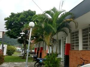 Caso foi encaminhado à Delegacia Sede de Iguape (Foto: G1)
