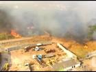 Piauí registra 261 focos de incêndio em apenas 48 horas, aponta Inpe
