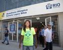 Ouro no esporte, ouro na educação: Rafaela Silva batiza escola no Rio
