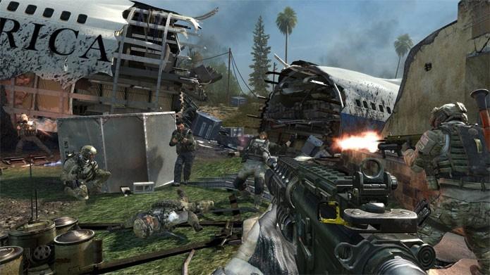 Call of Duty: títulos da série chegam com desconto na Live (Foto: Divulgação)