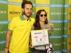 Famosos se reúnem para final da Copa do Mundo no Rio
