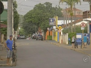 Economia da cidade ganha também com novos cursos da universidade (Foto: Reprodução/ TV TEM)