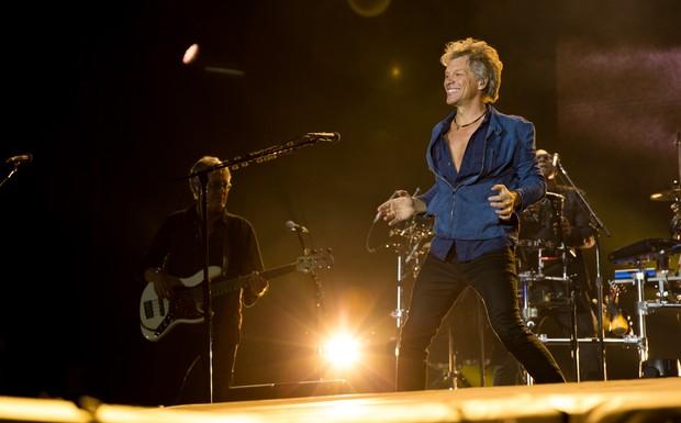 22-09 - MUNDO - Bon Jovi - Rock In Rio 2017