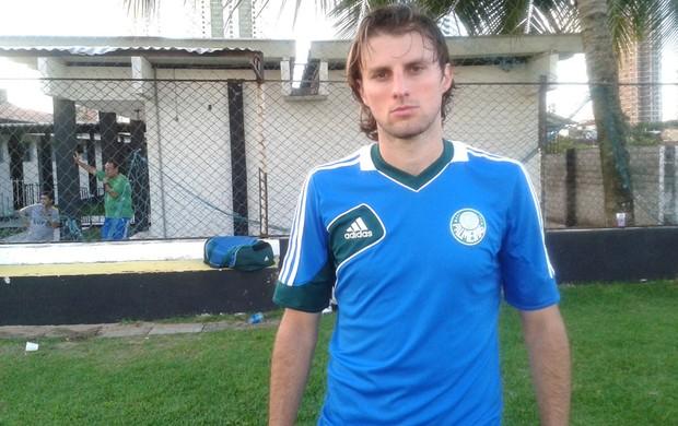 Henrique, Palmeiras (Foto: Rodrigo Faber)
