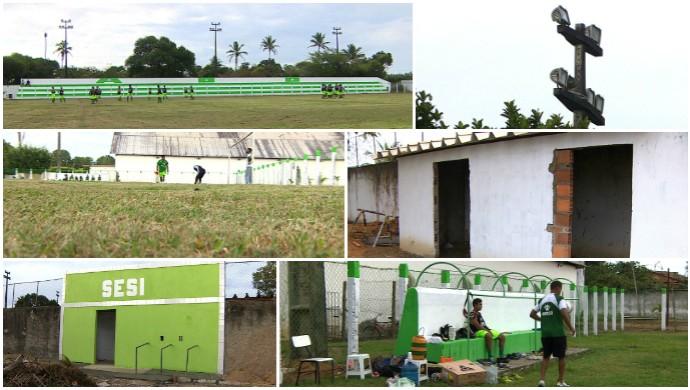 Boquinhense estádio (Foto: Montagem: Osmar Rios)