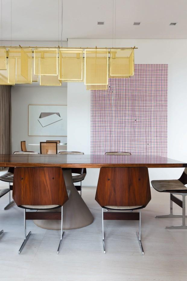 Arthur Casas desenha lar para família de colecionadores de arte (Foto: Fillipo Bamberghi)