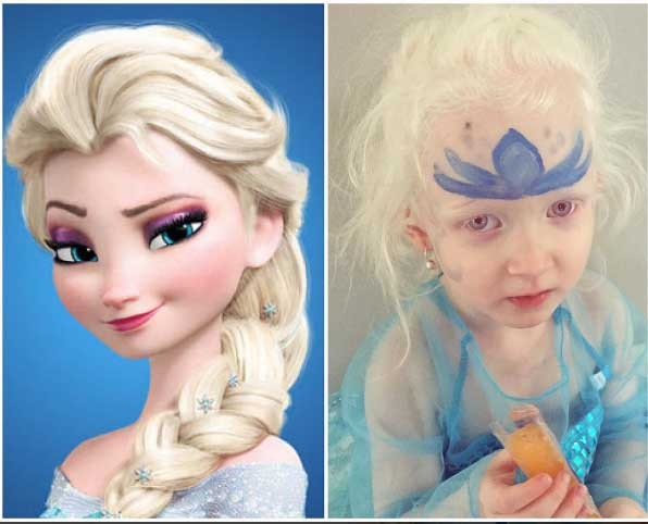 Elsa e Arliyah (Foto: Instagram)