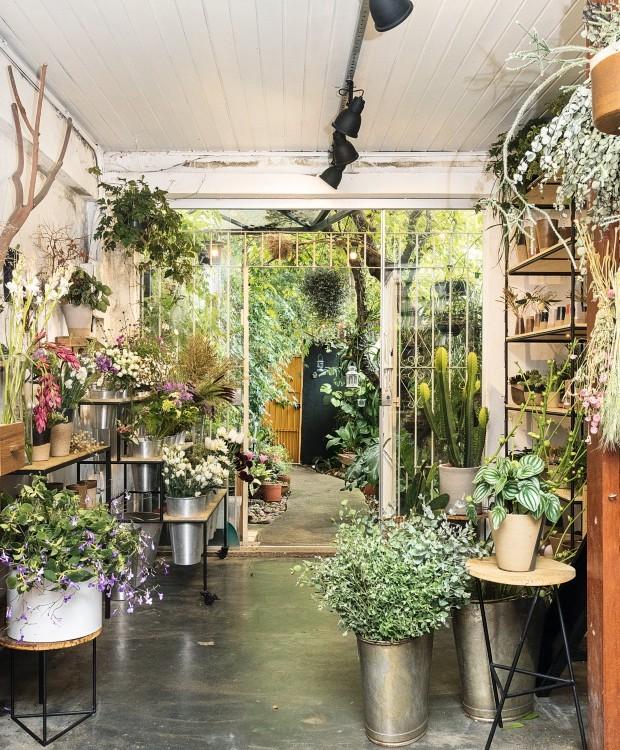 Amapá Flowershop (Foto: Alexandre Disaro / Editora Globo)