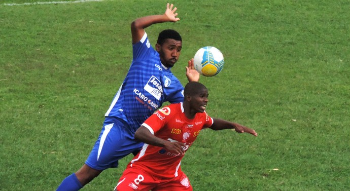 Noroeste x Lemense, Luiz Azevedo, Copa Paulista (Foto: Sérgio Pais)