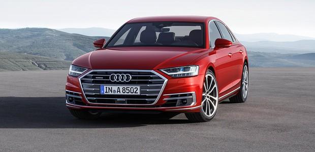 Novo Audi A8 (Foto: Audi)