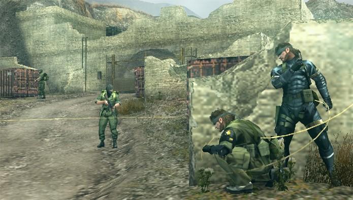 Metal Gear Solid: Peace Walker (Foto: Divulgação)
