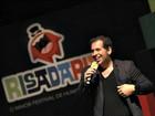 Ator Leandro Hassum é destaque em festival de humor em São José, SP