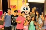 Gauchinhos do The Voice Kids se divertiram em game musical