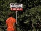 Em Boa Vista (RR), aumenta número de ataque de piranhas a banhistas
