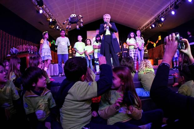 Xuxa (Foto: Heuler Andrey / AgNews)