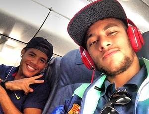Neymar Barcelona (Foto: Reprodução / Instagram)