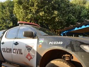 Bandidos matam homem e estupram mulher na frente do filho, em RO (Foto: Jonatas Boni/G1)