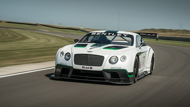 Bentley Continental GT3 (Foto: Bentley)