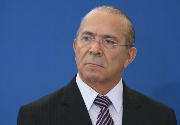 O ministro-chefe da Casa Civil, Eliseu Padilha, durante cerimônia de posse em Brasília (Foto: Lula Marques/Agência PT)