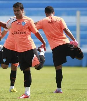 Airton não sabe como o Paysandu entrará em campo diante do Tupi (Foto: Tarso Sarraf/O Liberal)