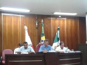 Câmara aprovou projeto para doação de terreno para construção de abrigo de animais (Foto: Claudiane Carvalho)