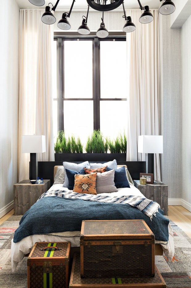 Apartamento descolado em Nova York (Foto: Donna Dotan / divulgação)