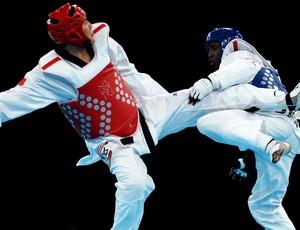 Kenneth Edwards taekwondo (Foto: Getty Images)