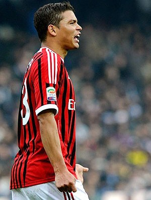 Thiago Silva Milan (Foto: Agência Getty Images)