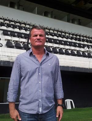 Técnico Mazola Júnior é apresentado no Bragantino (Foto: Divulgação/ Bragantino)