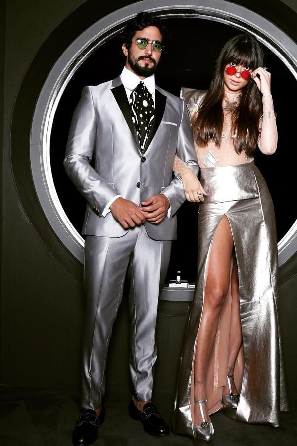 Renato Goés e Thaila Ayala (Foto: Instagram/Reprodução)