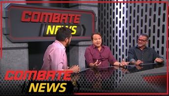 Joinha não acredita na realização da revanche entre Anderson Silva x Vitor Belfort