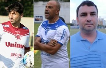 Vitória renova com Fábio Henrique e reforça a comissão técnica para 2017