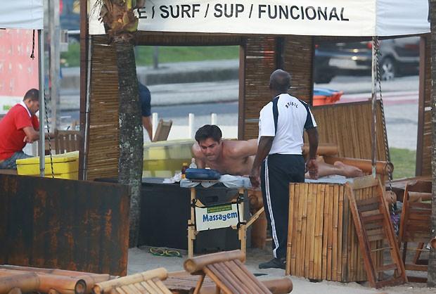 Thiago Lacerda (Foto: Dilson Silva/AgNews)