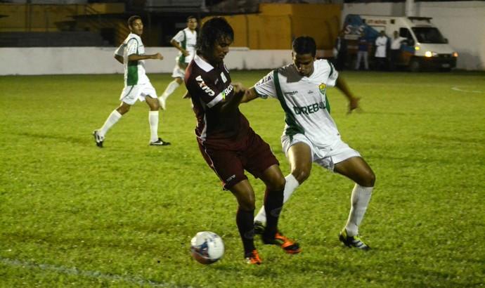 Copa Verde 2014: Cuiabá x Desportiva Ferroviária (Foto: Henrique Montovanelli/Desportiva Ferroviária)