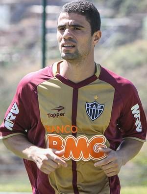 Leonardo, atacante do Atlético-MG (Foto: Bruno Cantini / Flickr Atlético-MG)