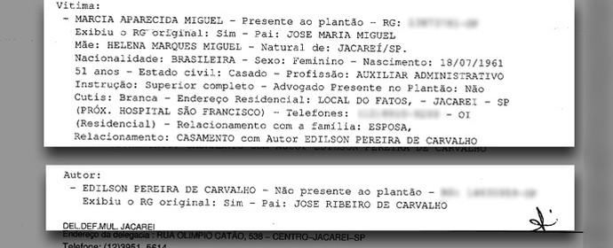 Boletim de Ocorrência mafia do apito 1 (Foto: Divulgação/H&M)