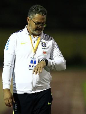 Rogério Micale, Brasil x Argentina, sub-20