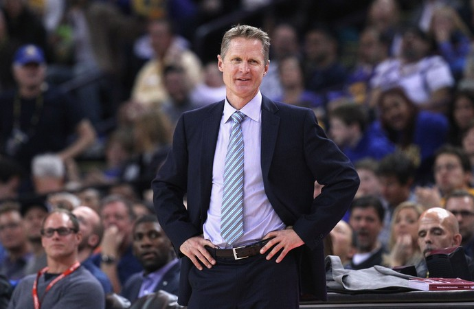 Steve Kerr, NBA (Foto: Getty Images)
